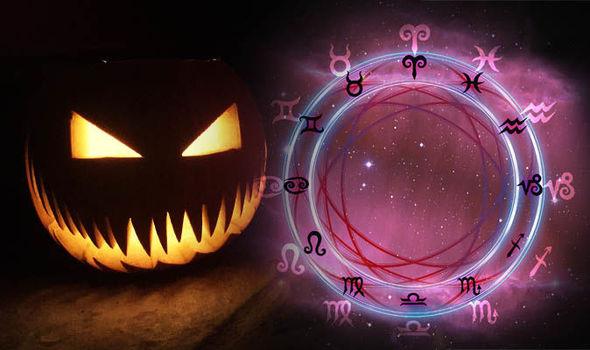 halloween horoskoop