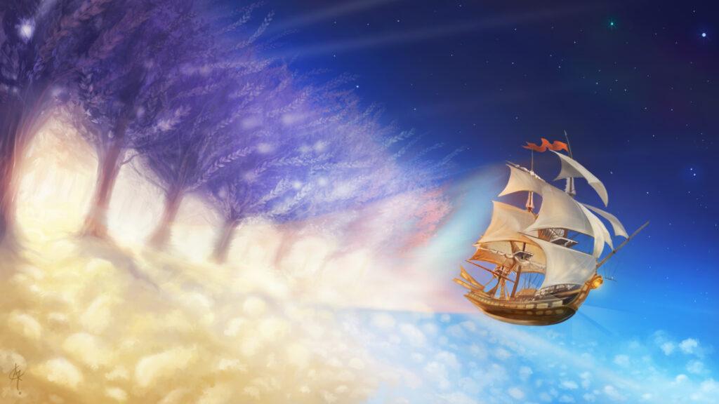unenägude seletaja laev